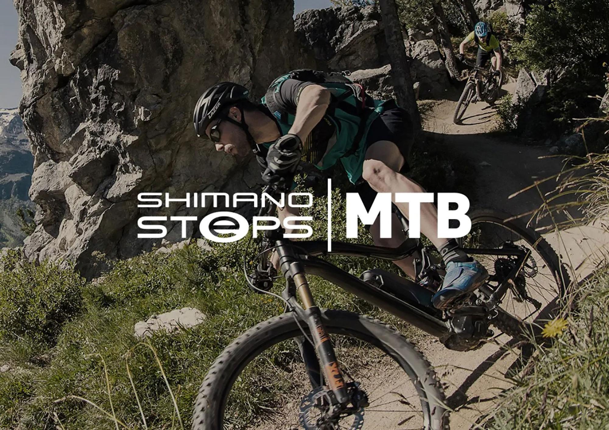 Shimano MTB - BikeLab Salerno - E-Bike Salerno